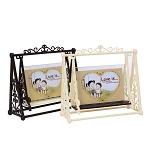 Retro Swing Photo Frame
