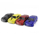Chevrolet Car Shape Mouse Creative 3D Car Shape Wireless Mouse With 1000DPI