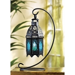SAPPHIRE NIGHTS TABLE LANTERN