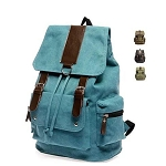Back to Campus Canvas Backpack