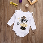 Minnie Mouse Long Sleeve Jumpsuit