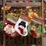 Christmas Ornaments Stockings