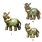 Miniatures Elephant Shape Decoration