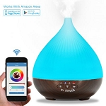 Sangdo Generation 2 300ml Essential Oil Aroma Diffuser-US Plug