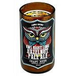 Craft Beer Scented Candle - Hazelnut Pale Ale