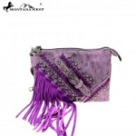 Montana West Fringe Collection Crossbody /Waist Fanny Pack