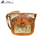 Montana West Tooled Collection Crossbody