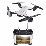 SG700 RC Drone With Camera 720P WiFi FPV Quadcopter Optical Follow Mode RC Drones White
